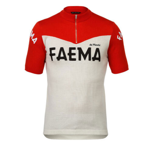 Faema 1969 Retro Cycling Jersey