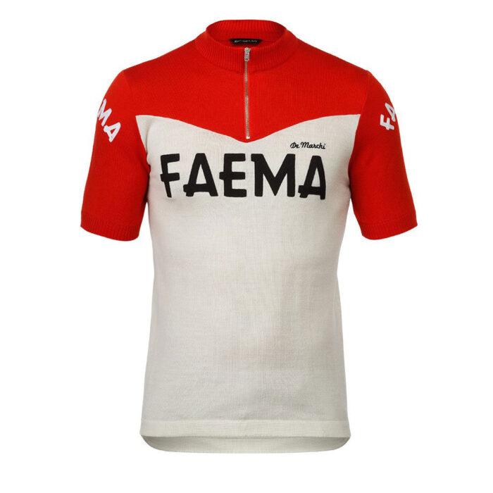 Faema 1969 Maglia Storica Ciclismo
