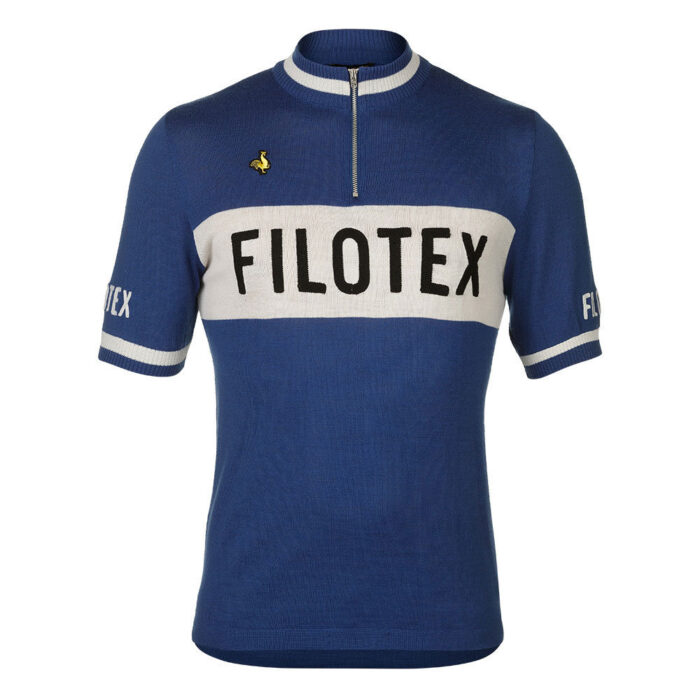 Filotex 1974 Maillot Rétro Cyclisme