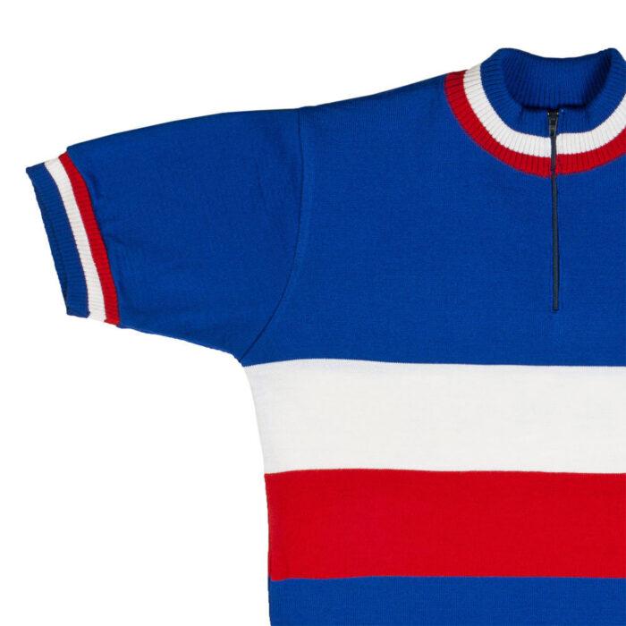 Francia 1981 Maglia Storica Ciclismo