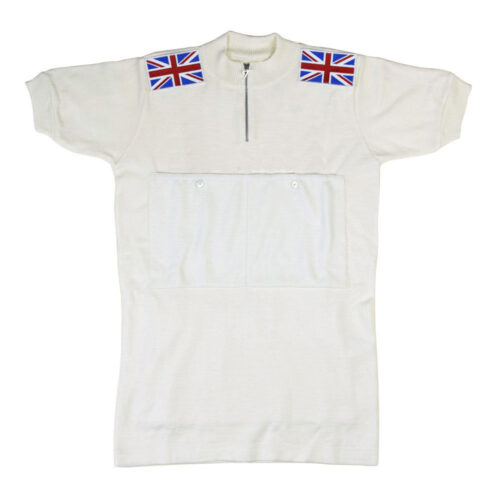 Great Britain 1967 Retro Cycling Jersey
