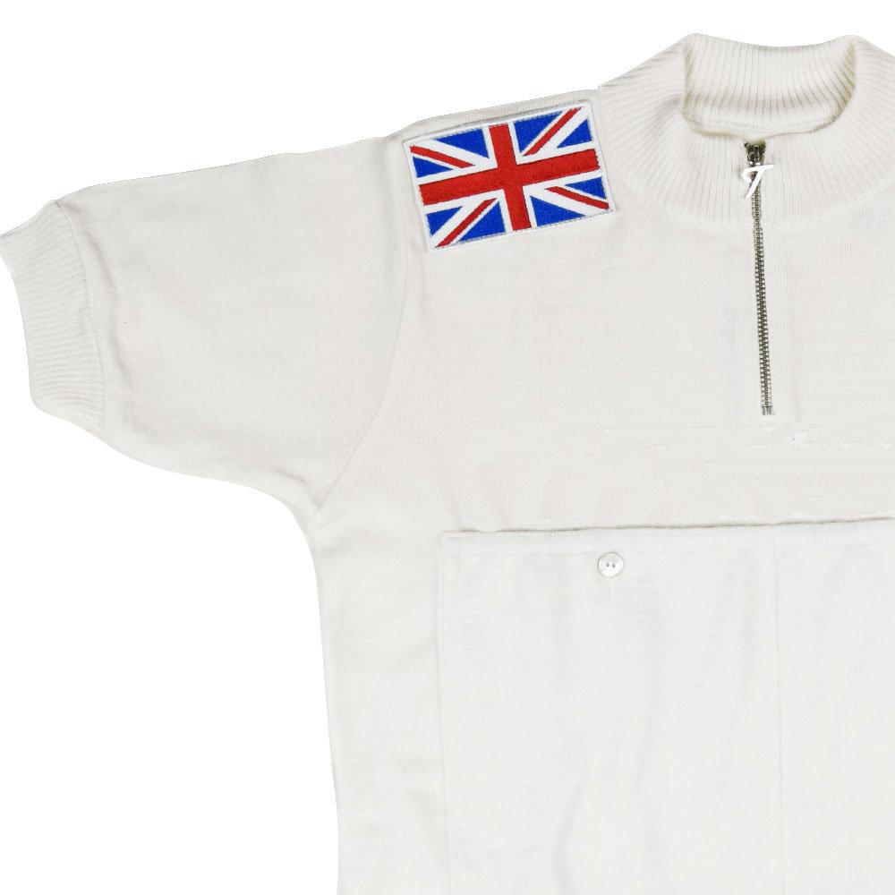 Gran Bretagna 1967 Maglia Storica Ciclismo
