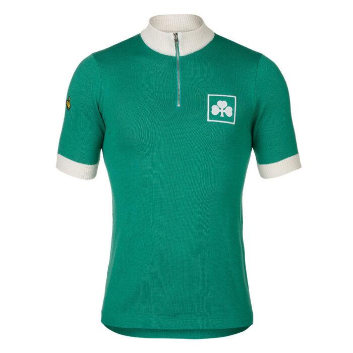 Irlande 1982 Maillot Rétro Cyclisme
