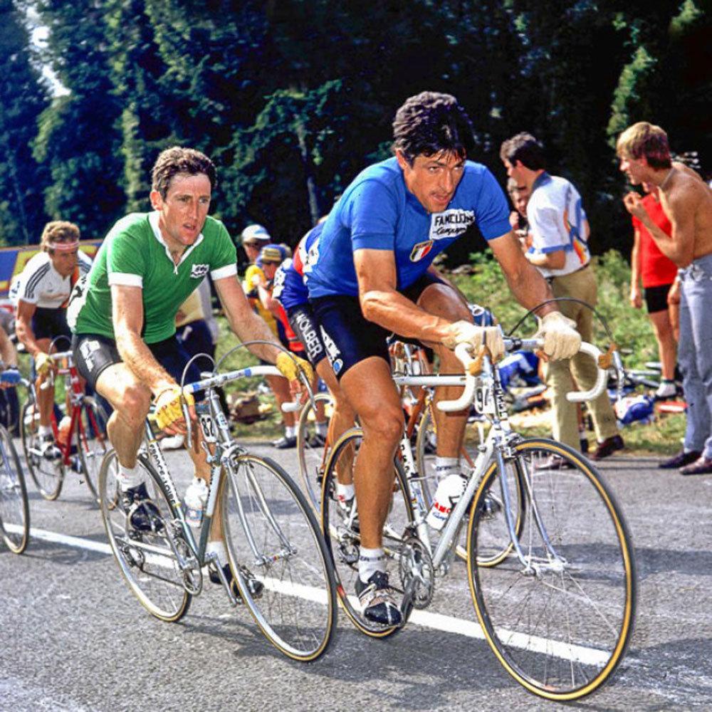 Irlanda 1982 Maglia Storica Ciclismo