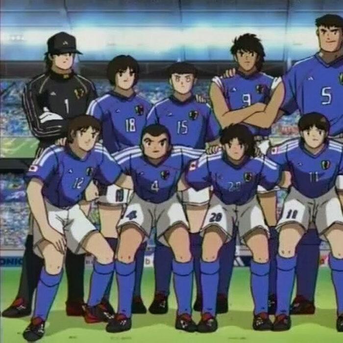 Giappone 1986 Pantaloncini