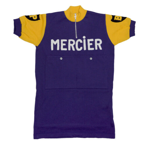 Mercier BP 1965 Retro Cycling Jersey
