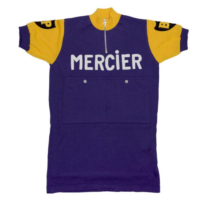 Mercier BP 1965 Maglia Storica Ciclismo