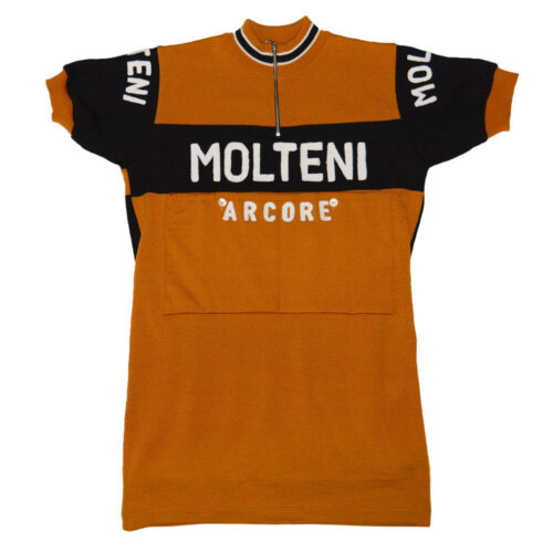 Molteni 1972 Retro Cycling Jersey