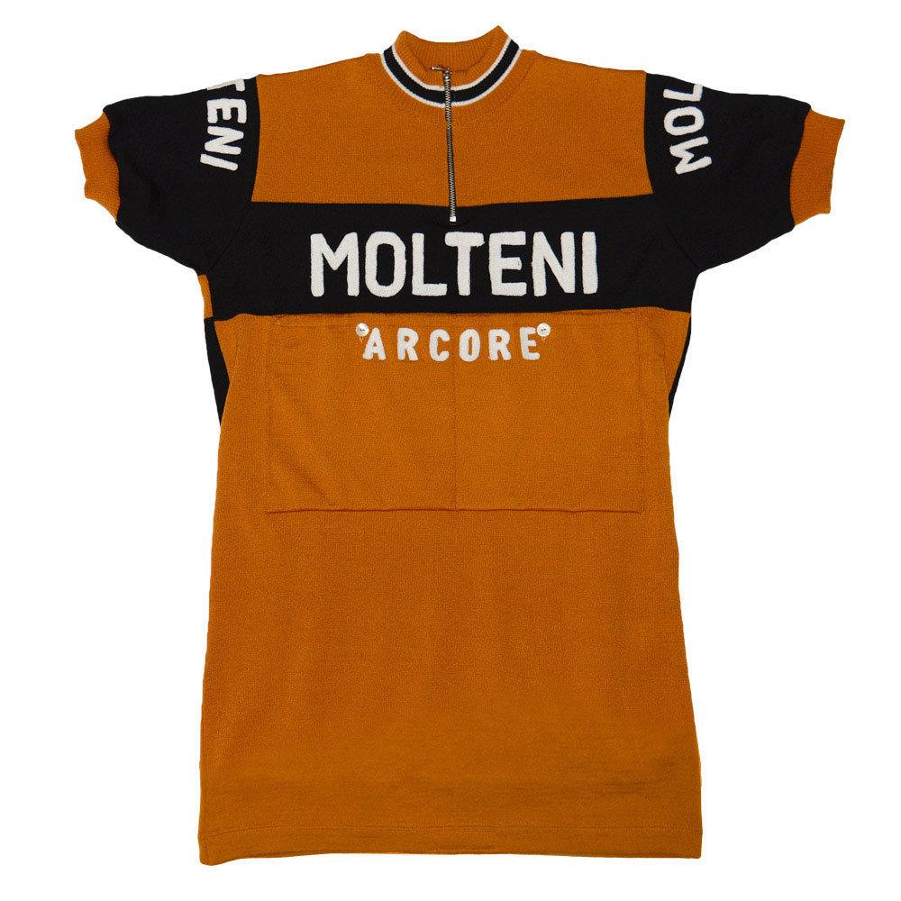 Molteni 1972 Maillot Retro Ciclismo