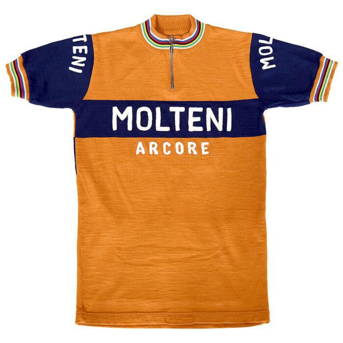 Molteni 1972 Maillot Rétro Cyclisme