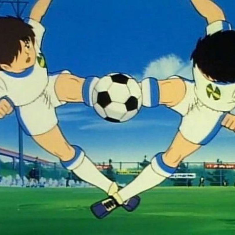 New Team 1984 Shorts Foot | Vintage Football Club ®