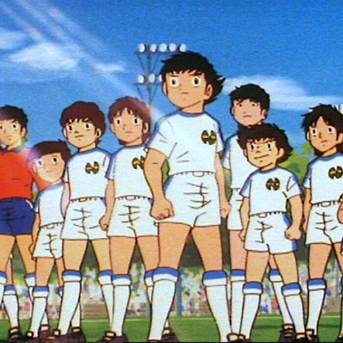 New Team 1984 Felpa Blu