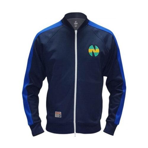 New Team 1984 Giacca Sport Blu