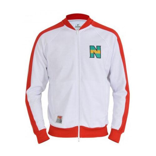Nankatsu 1985 Sport Track Top White