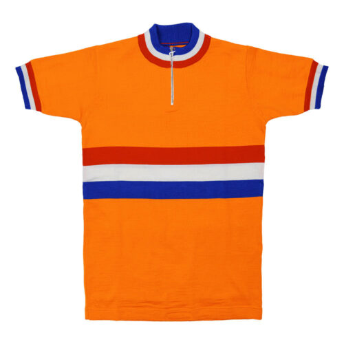 Holland 1961 Retro Cycling Jersey