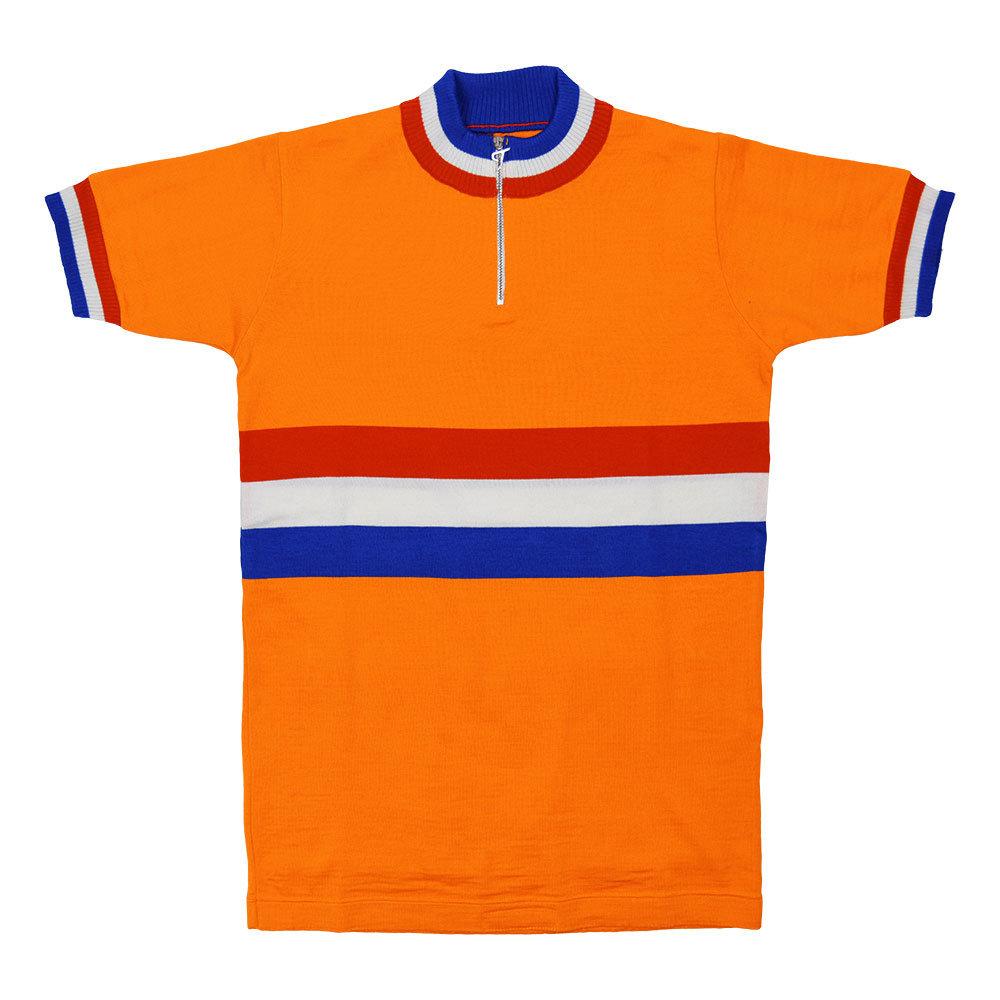 Holanda 1961 Maillot Retro Ciclismo