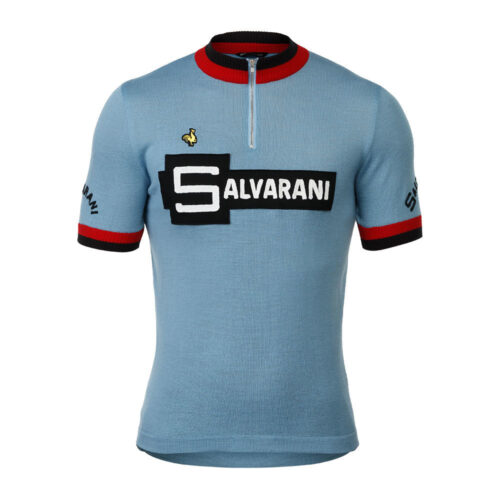 Salvarani 1966 Retro Cycling Jersey