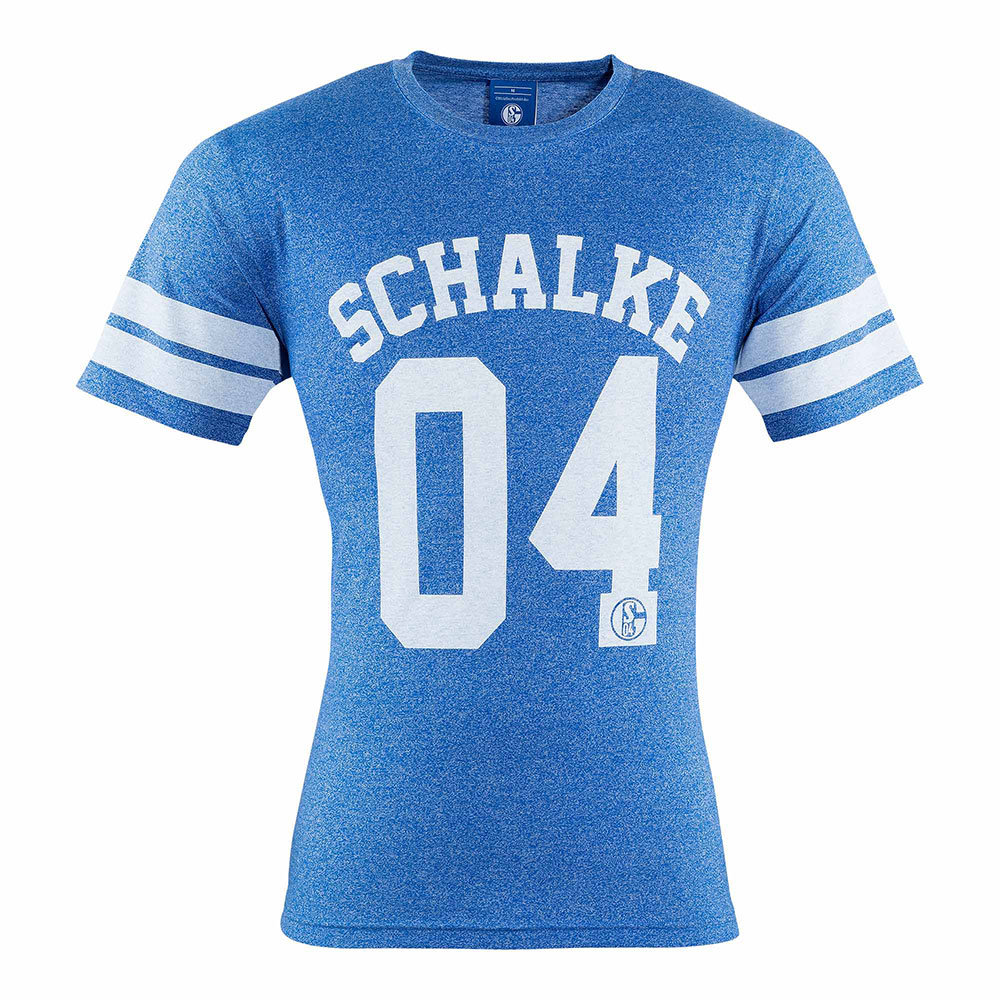 Schalke 04 College Casual T-shirt