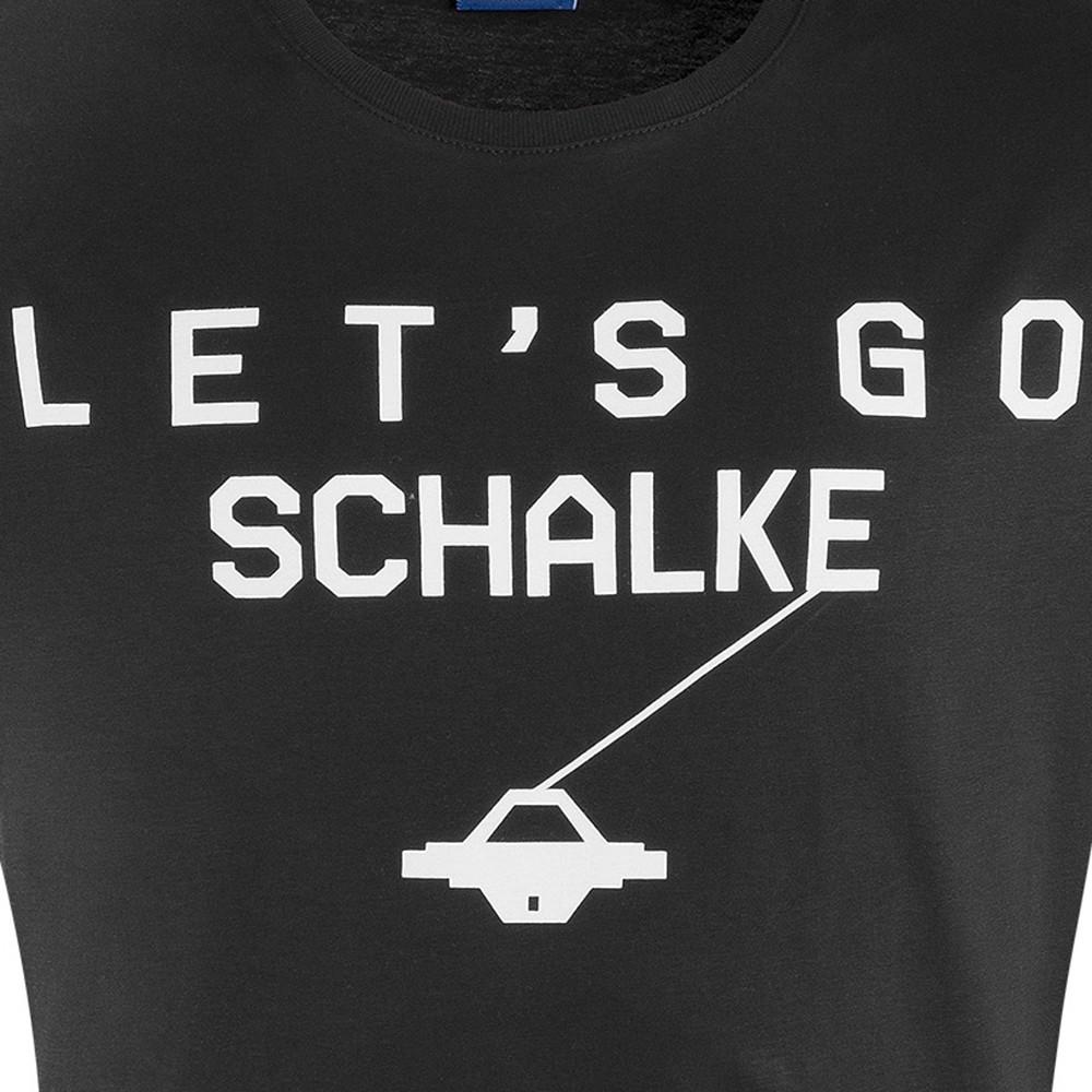 Schalke 04 Parkstadion UFO Maglietta Casual