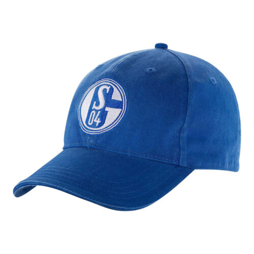 Schalke 04 Retro Cappellino Casual