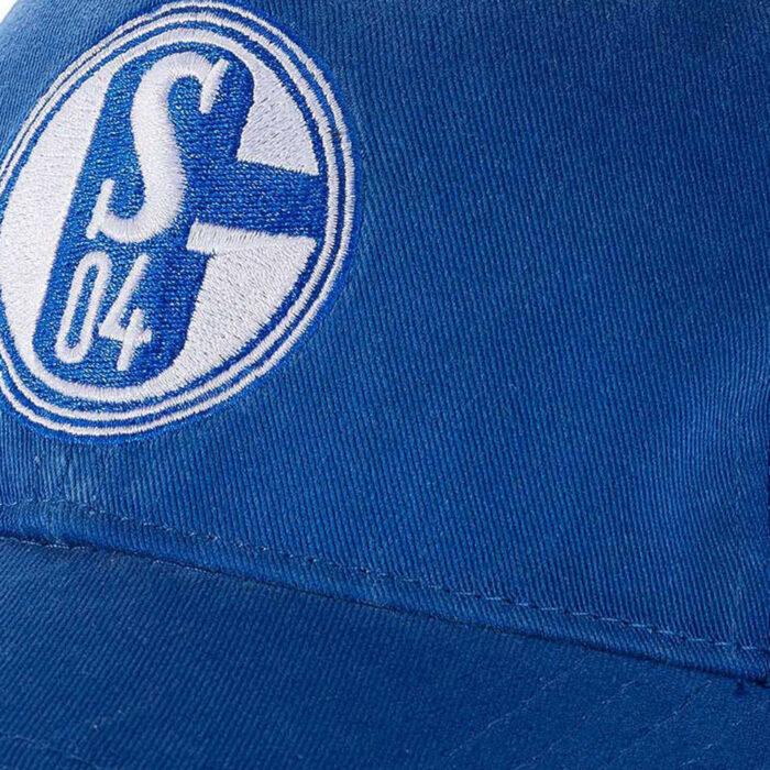Schalke 04 Retro Cappellino