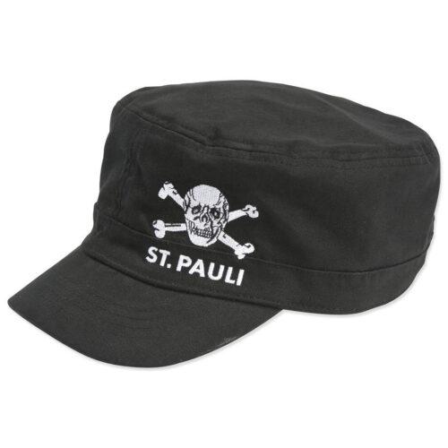 St Pauli Totenkopf Army Casquette Casual