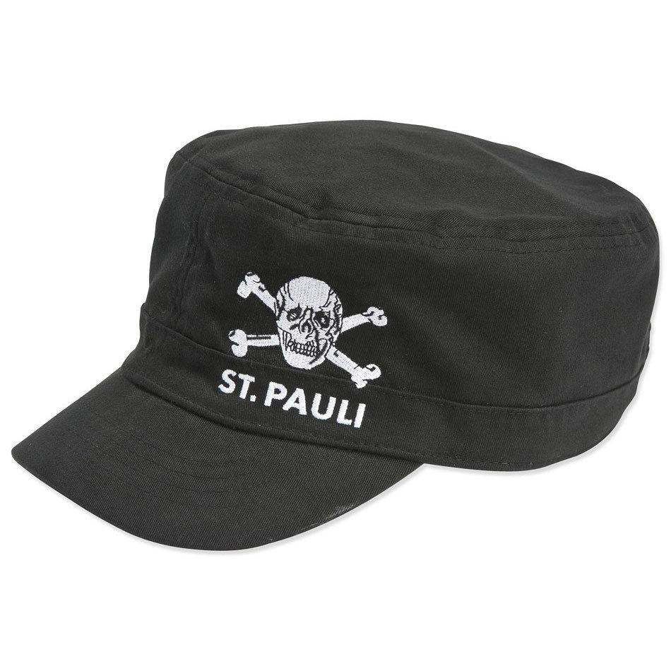 St Pauli Totenkopf Army Cappellino Casual