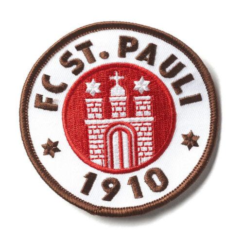 St Pauli Logo Parche