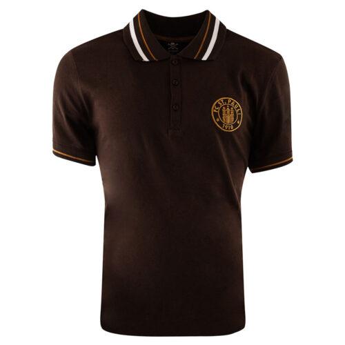 St Pauli Logo Camiseta Polo