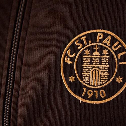 St Pauli Logo Giacca Tuta Casual