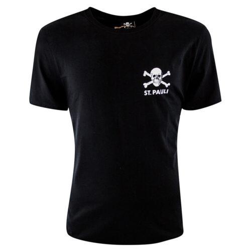St Pauli Totenkopf II Casual T-shirt