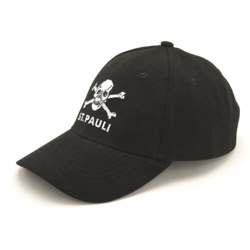 St Pauli Totenkopf Cappellino Casual