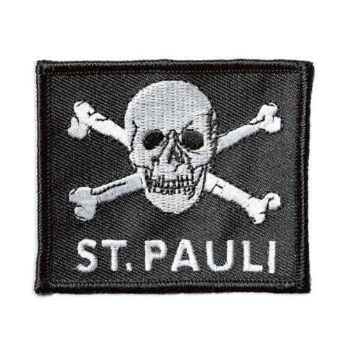 St Pauli Totenkopf Parche