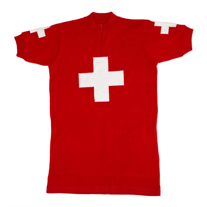 Svizzera 1971 Maglia Storica Ciclismo