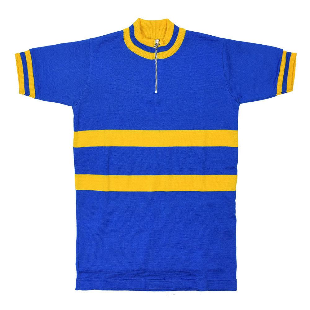 Suecia 1976 Maillot Retro Ciclismo