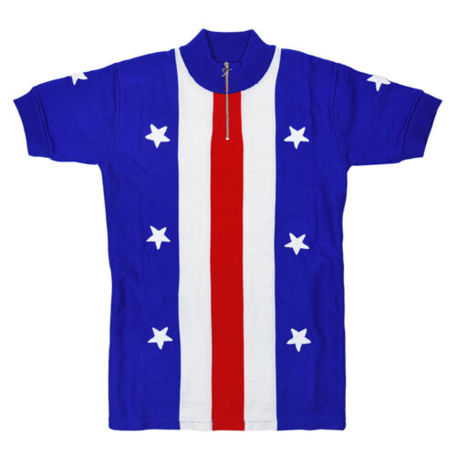 United States 1983 Retro Cycling Jersey