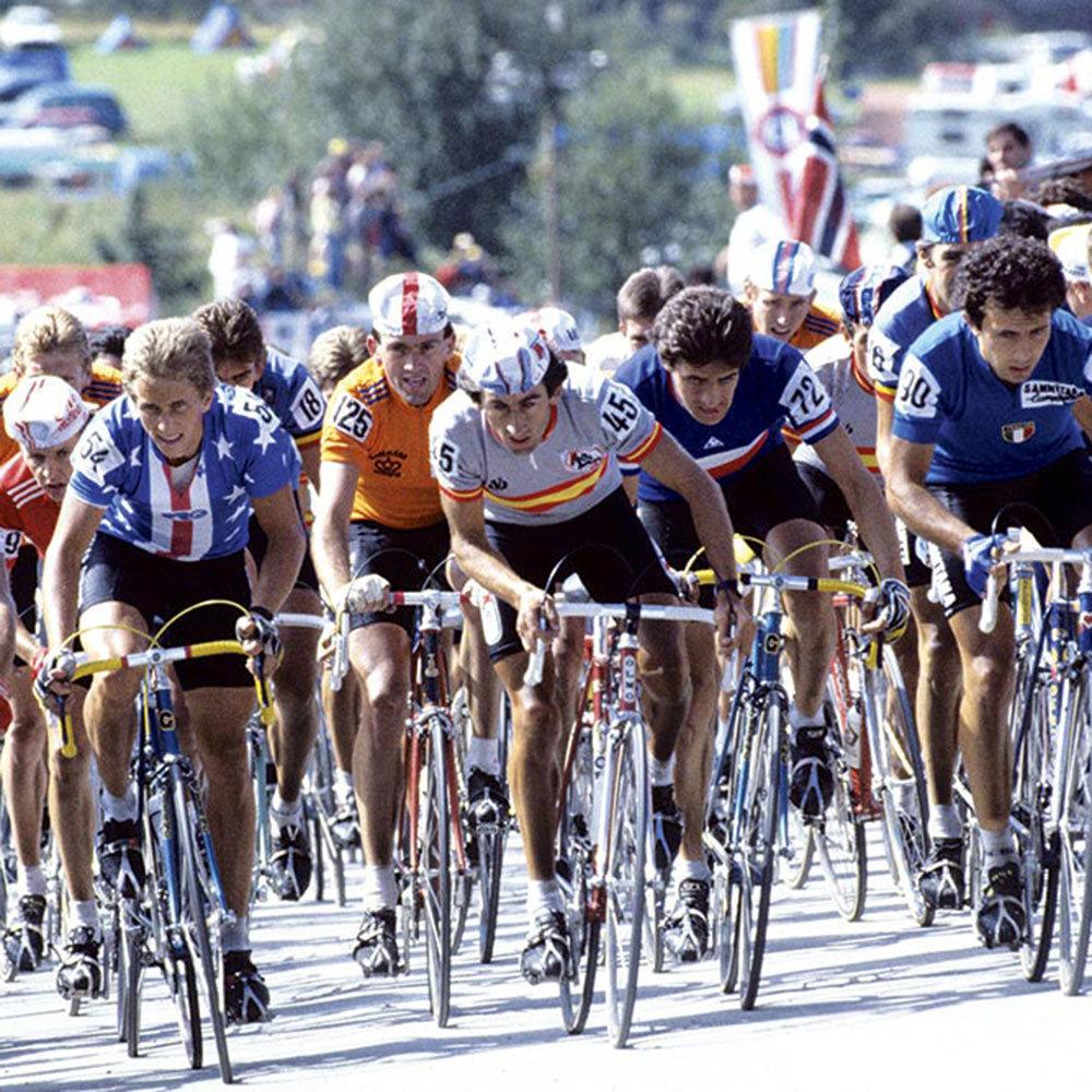 Stati Uniti 1983 Maglia Storica Ciclismo