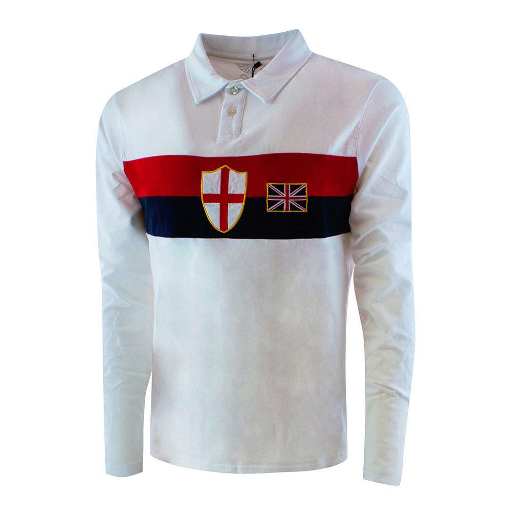 Genoa 1914-15 Retro Football Shirt