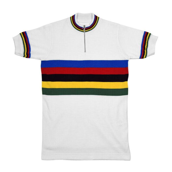 Maglia Storica Ciclismo Campione del Mondo 1973