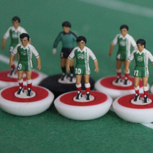 Algeria 1982 Away Squadra Subbuteo