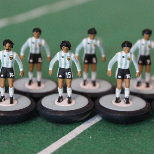 Argentina 1978 Squadra Subbuteo
