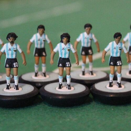 Argentina 1982 Squadra Subbuteo