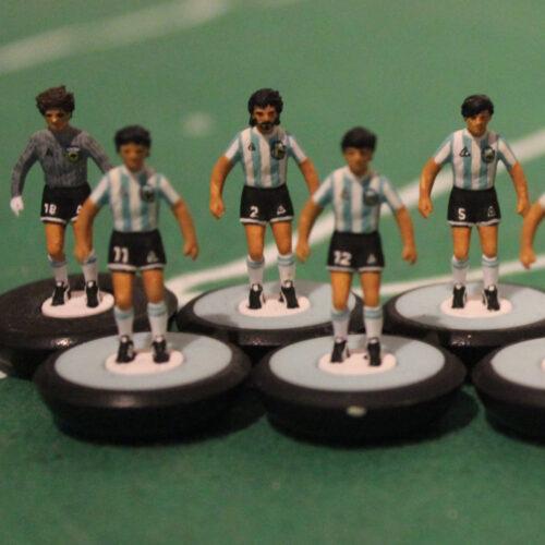 Argentina 1986 Squadra Subbuteo