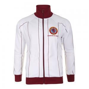 Aston Villa 1981-82 Retro Football Jacket