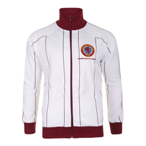 Aston Villa 1981-82 Retro Football Jacket