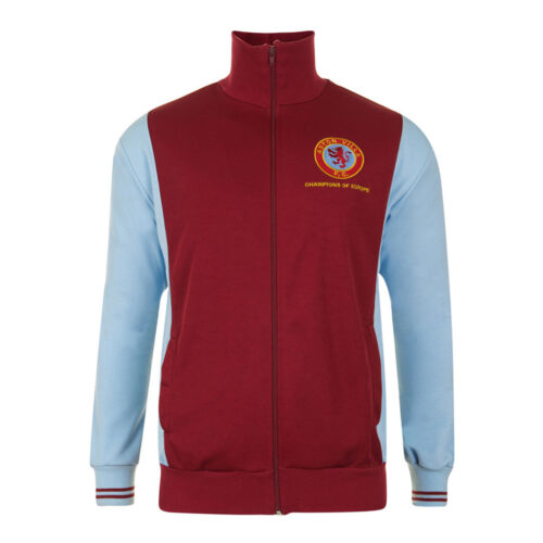 Aston Villa 1981-82 Retro Football Track Top