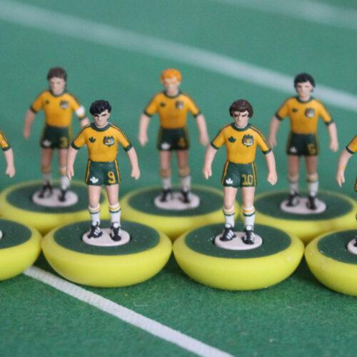 Australia 1974 Squadra Subbuteo