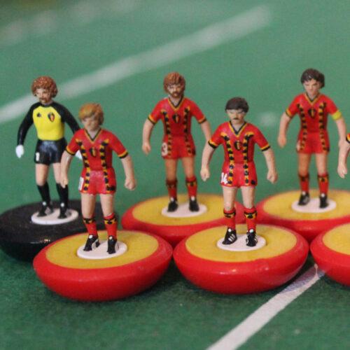 Belgio 1982 Squadra Subbuteo