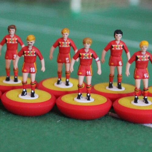 Belgio 1984 Squadra Subbuteo