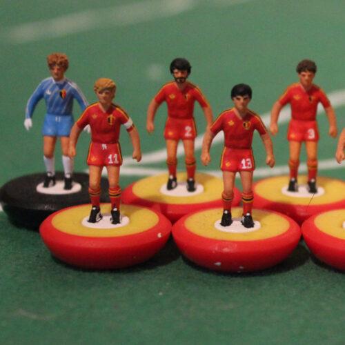Belgio 1986 Squadra Subbuteo